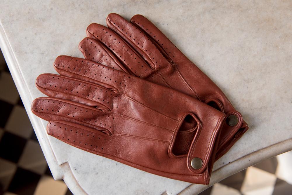 Le gant Pilote - Une édition limitée à 50 exemplaires de gants