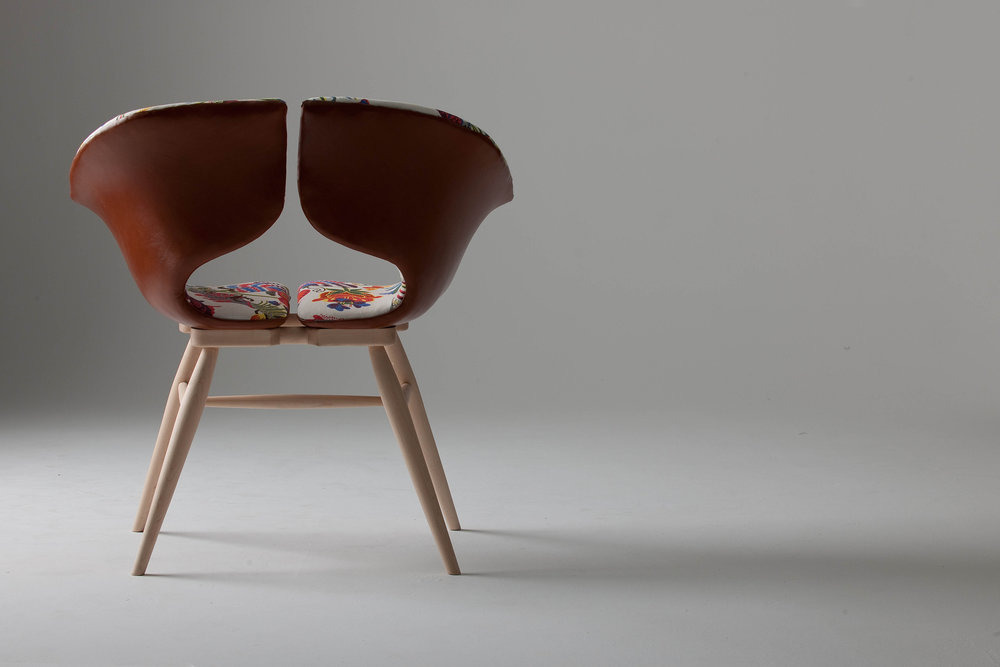 Back Butterfly Chair