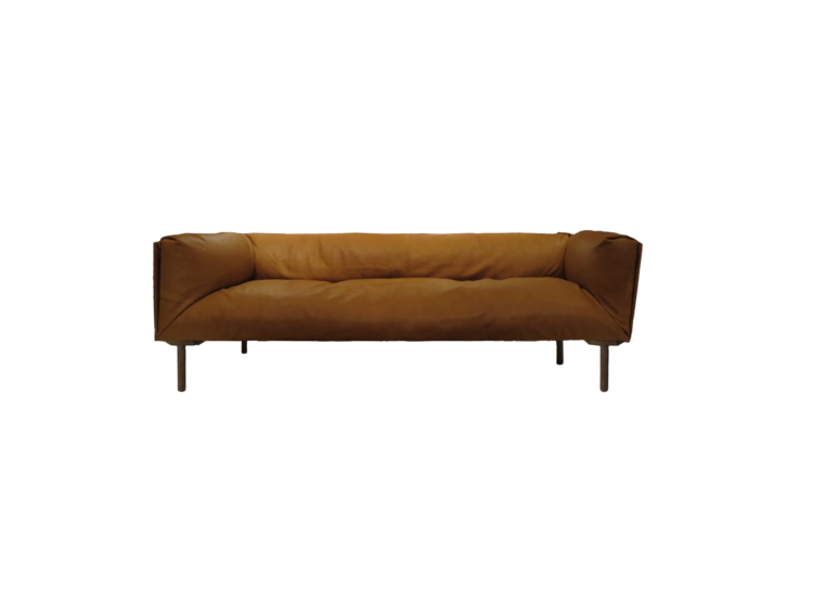 Leather Sofa TORTIE HOARE FURNITURE