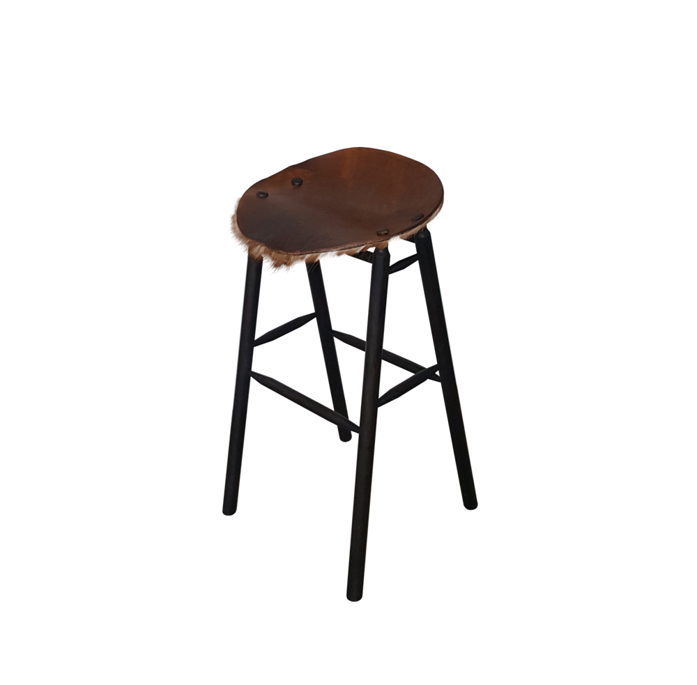 Front Dark Deer Stool.png