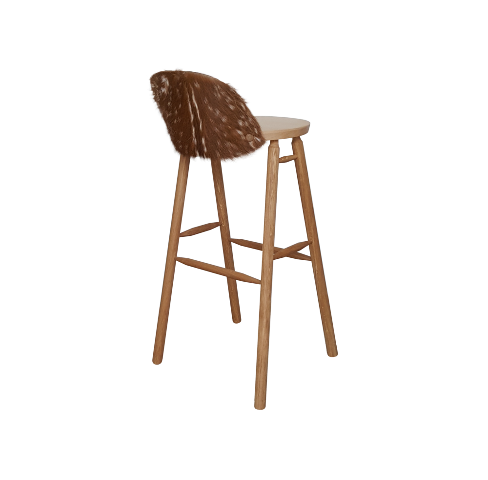 Copy of Copy of Blonde-Deer-Bar-Stool