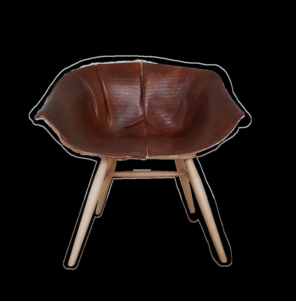 Copy of Copy of Copy of Copy of Leather Arch Chair