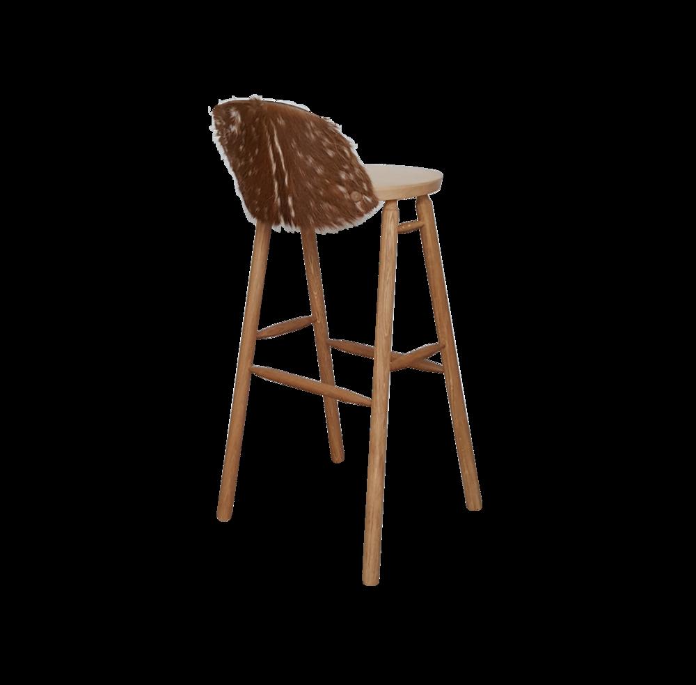 Rear Blond Deer Chair.png