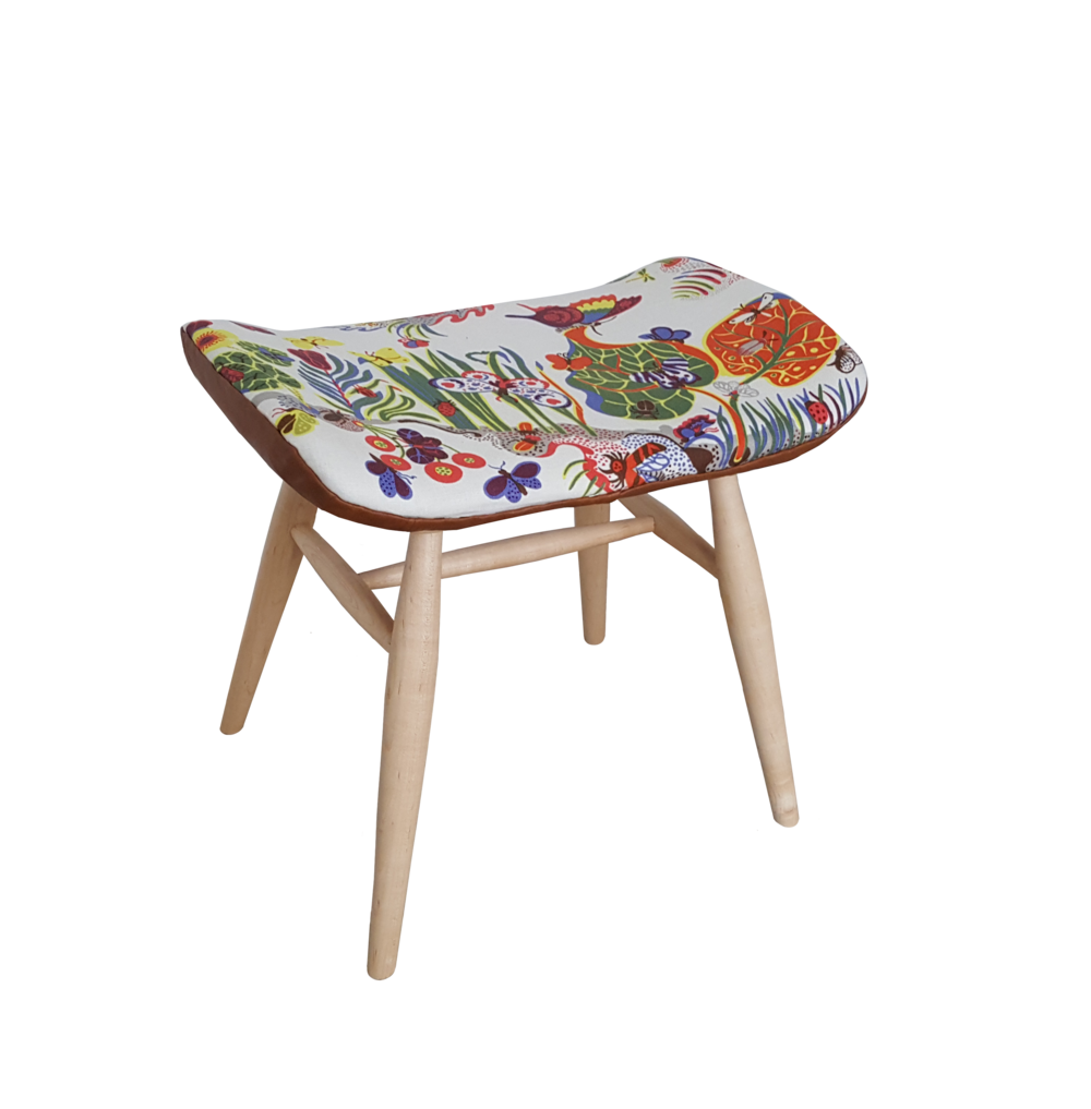 Butterfly Chair Foot Stool