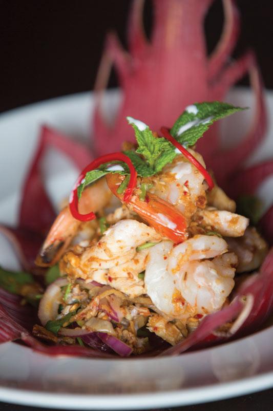 Hormock Talay (Seafood Combination)