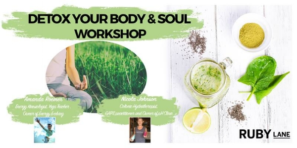 Detox your body & soul workshop