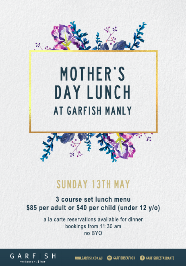 Mother'sDayGarfish