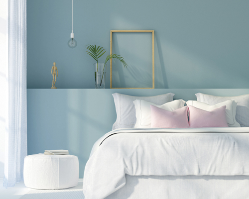 inspire calm with soothing paint colours covered hub