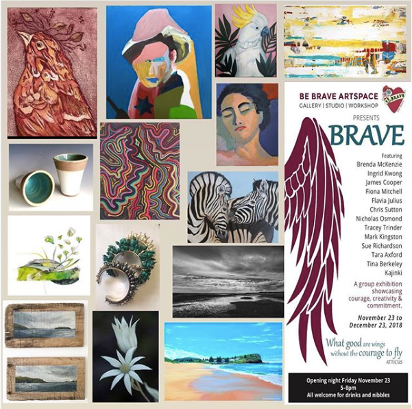 Brave Art Exhibition