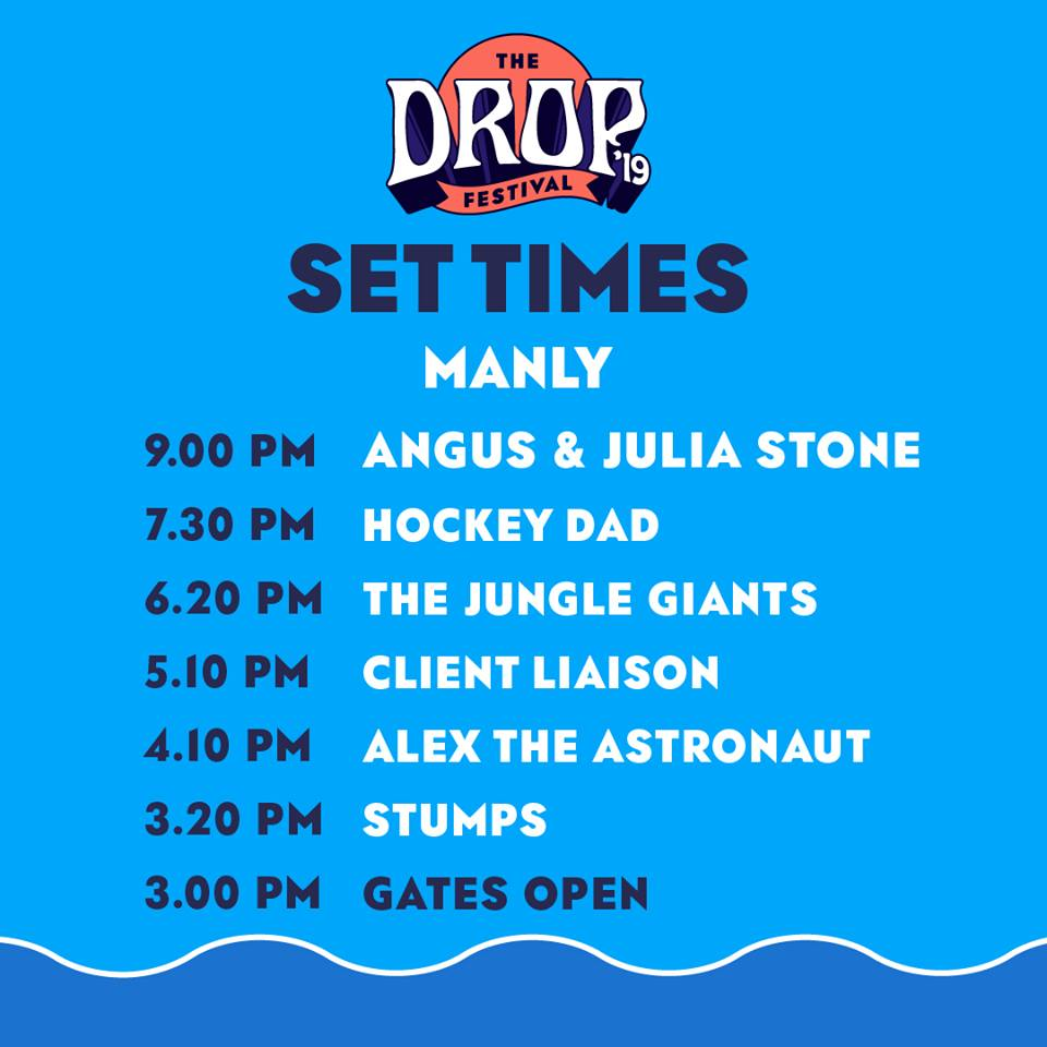Manly Set Times .jpg