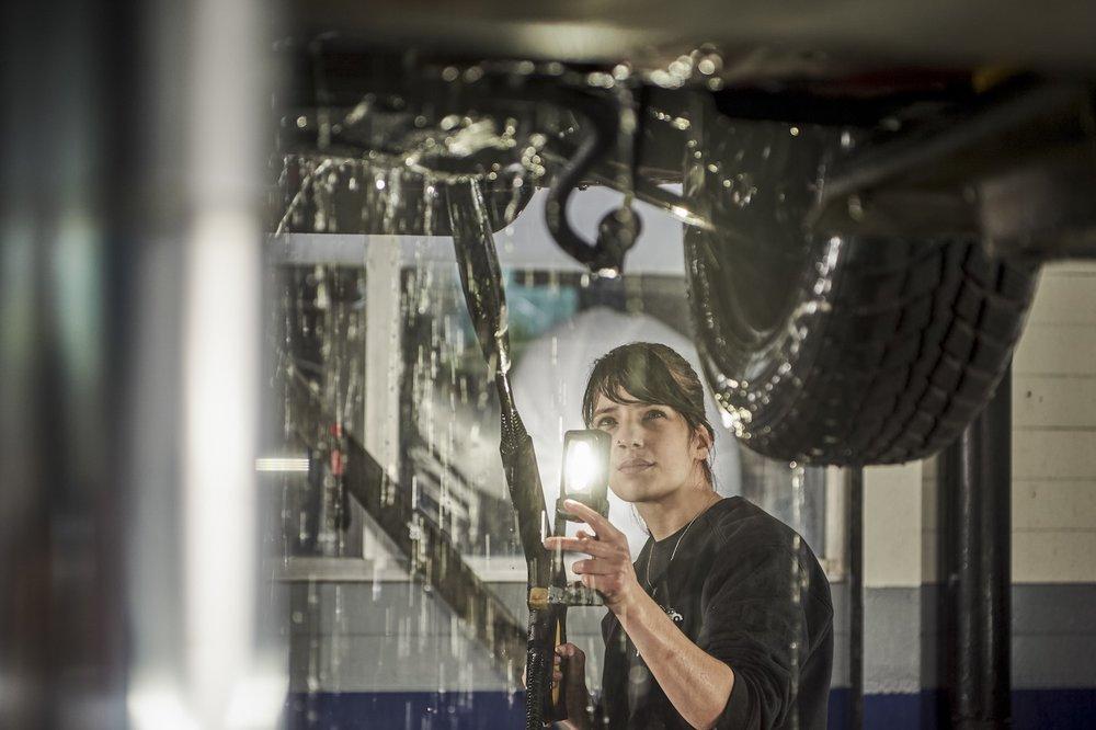just drive: Unbegrenzter Fahrgenuss beginnt in der Garage