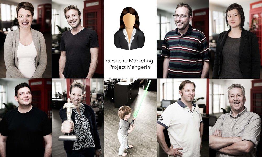 Das Team der Branding Agentur generation y.
