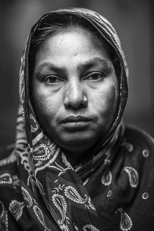 Sabira Khatun, wife of Lokman