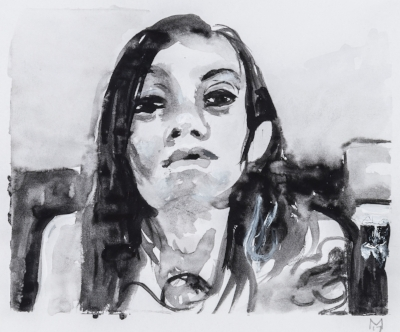 Hotel Self Portrait