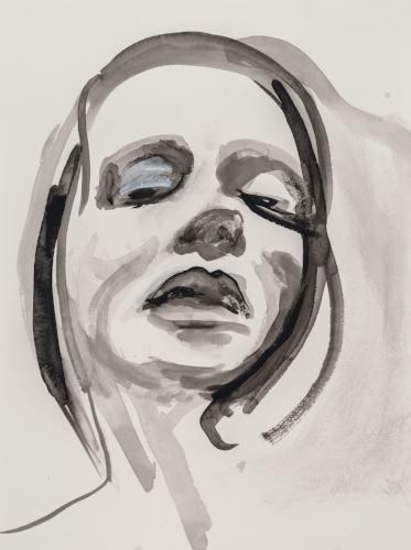 Untitled (13 Watercolors)