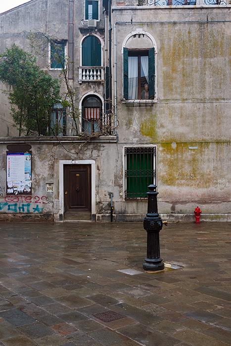 Campielo Mosca, Santa Croce, Venedig 2012