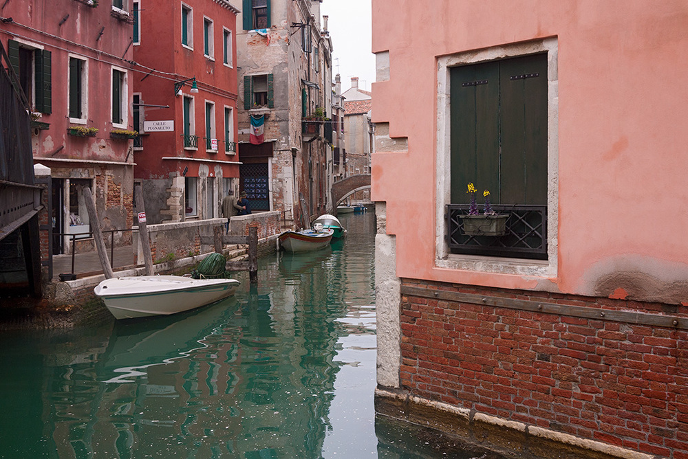 Calle Pugnaleto, Castello, Venedig 2012