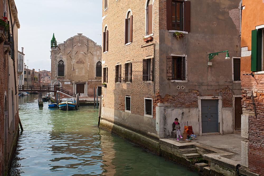 Rio di Santa Caterina, Cannaregio, Venedig 2012