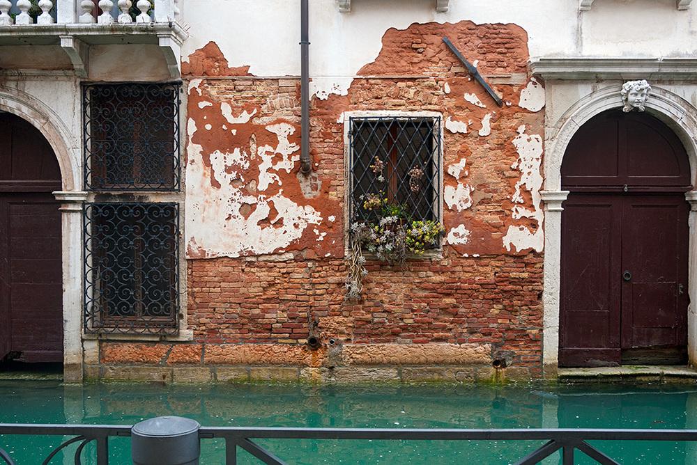 Palazzo, Castello, Venedig 2012