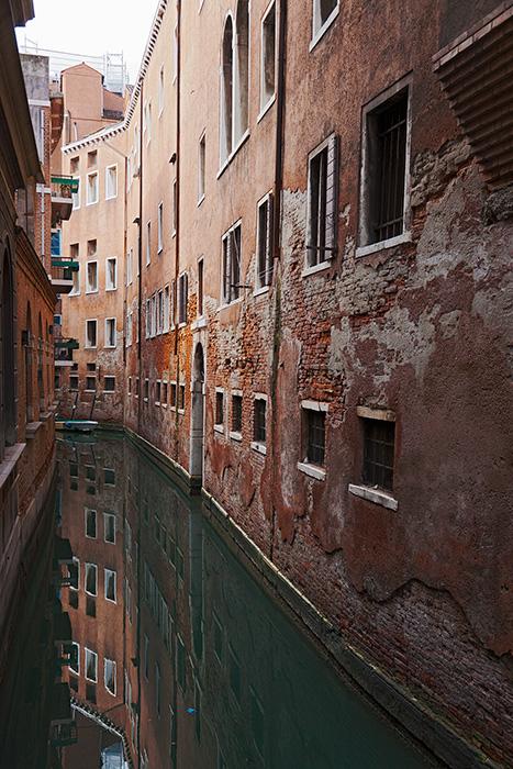 Rio de le Sacchere, Santa Croce, Venedig 2012