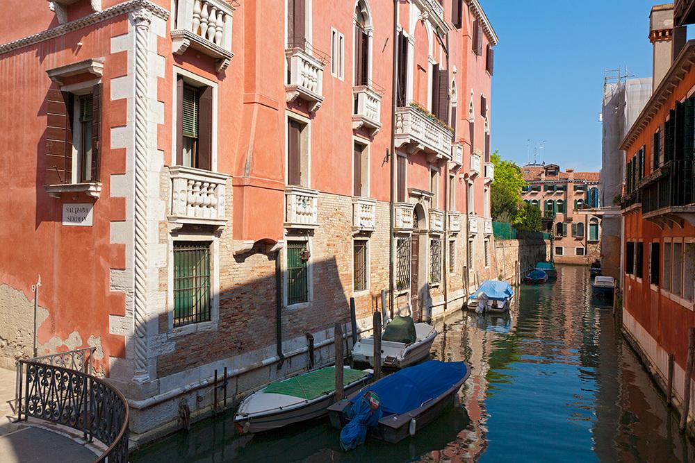 Palazzo Seriman, Cannaregio, Venedig 2012