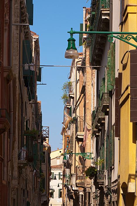Calle delle Vele, Cannaregio, Venedig 2012