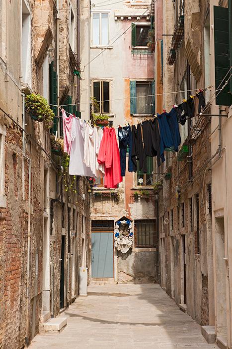 Calle dei Forno Vecchio, Castello, Venedig 2012