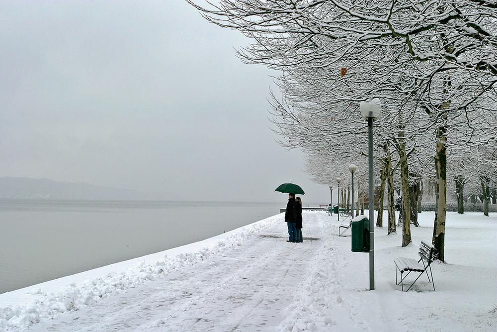 Am Starnberger See, 2003
