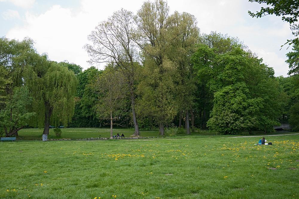 Englischer Garten, München 2011
