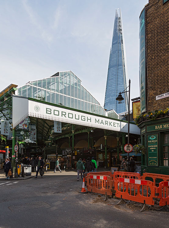 Borough Market, Southwark, London 2015