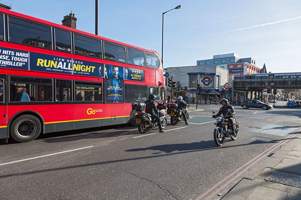 Balham High Road, Balham, London 2015
