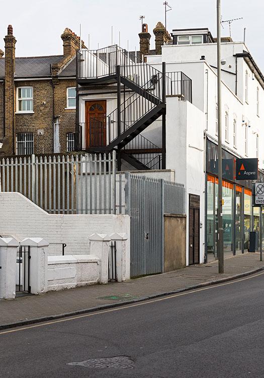 Balham Grove, Balham, London 2015