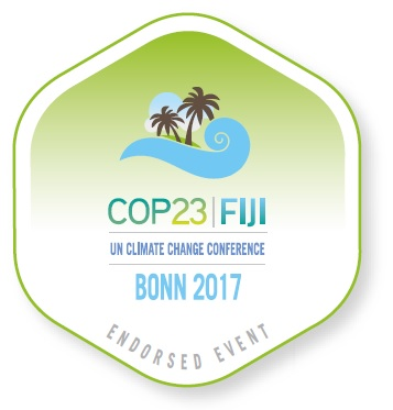 Cathy will be attending COP 23 and the UN Sustainable Innovation Forum in Bonn in November 2017