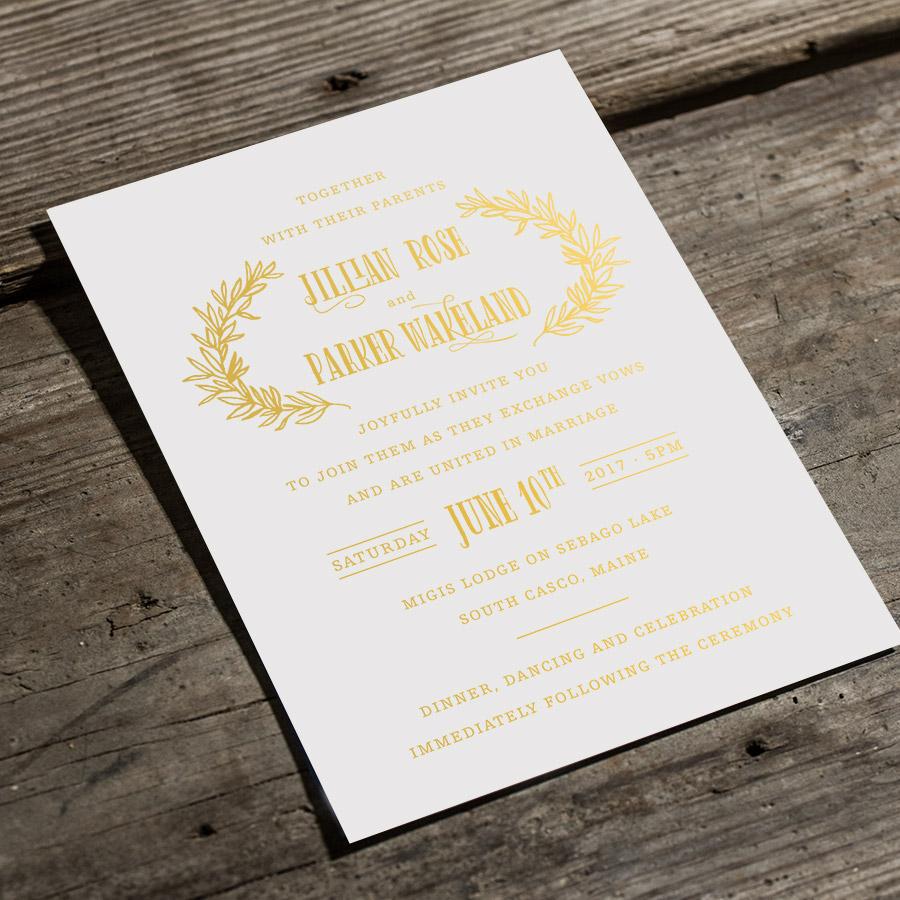 Digital Gold Printing