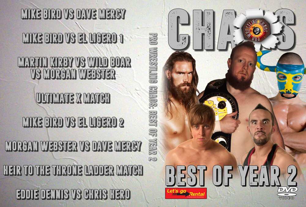 BEST OF YEAR 2 DVD