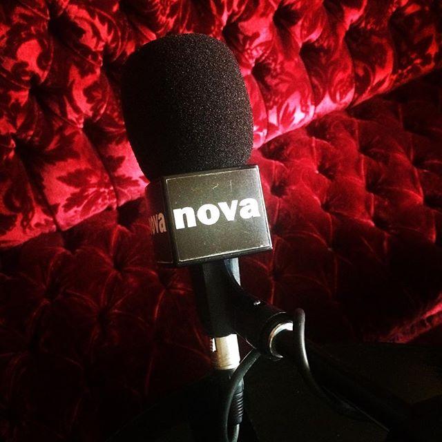 L'émission pudding de Nova est dans la place.  #radionova #brainstimulation #novaplanet #pudding .