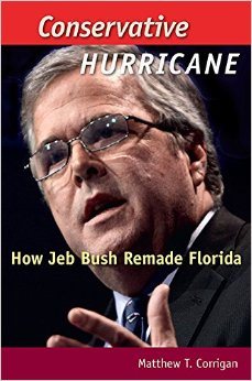 In Conservative Hurricane, Matthew Corrigan delves into the maelstrom of Florida politics where Bush rose to power to become an unstoppable force in state and national politics. Corrigan traces Bush's political trajectory from an ambitious but failed first campaign to his eventual consolidation of executive authority. Fair and honest in his analysis, Corrigan probes beyond the mild veneer, the sound bites, and the photo ops to examine the real evidence of Bush's political leanings: his policies, politics, and legacy in the Sunshine State.