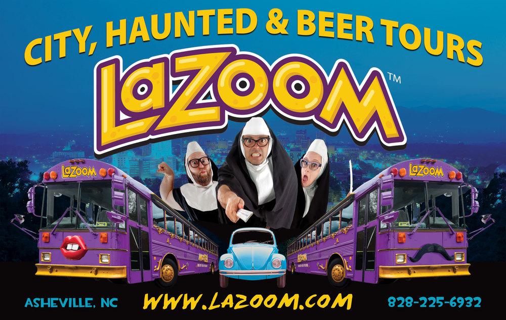 LaZoom Ad
