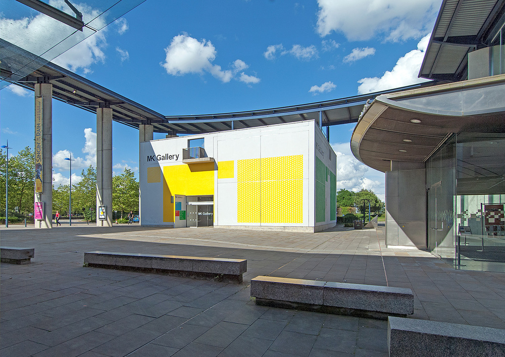 MK Gallery, Milton Keynes. © Rachael Marshall 2014.