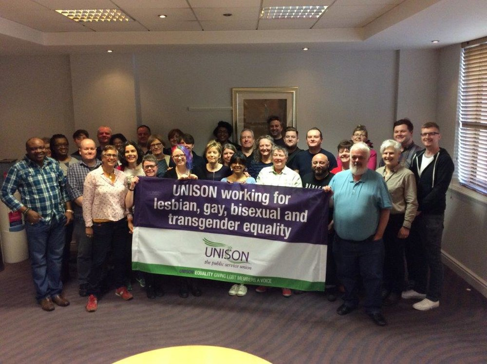 UNISON LGBT committee