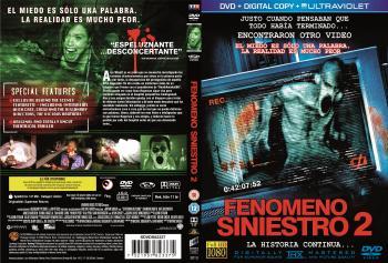 Grave Encounters 2 | Italian DVD