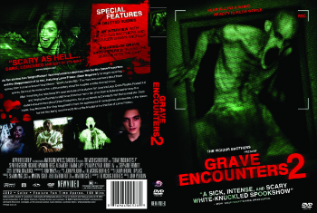 Grave Encounters 2 | North American DVD