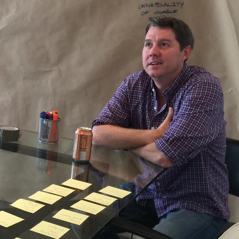 Eric Noe: Editor-In-Chief