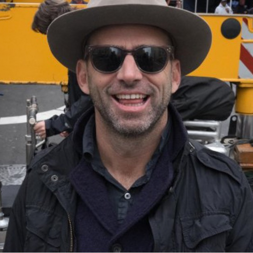 Shepherd Frankel: Production Designer