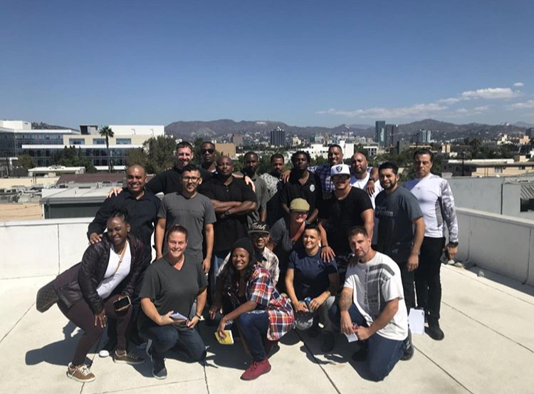 ManifestWorks Fall 2018 Cohort
