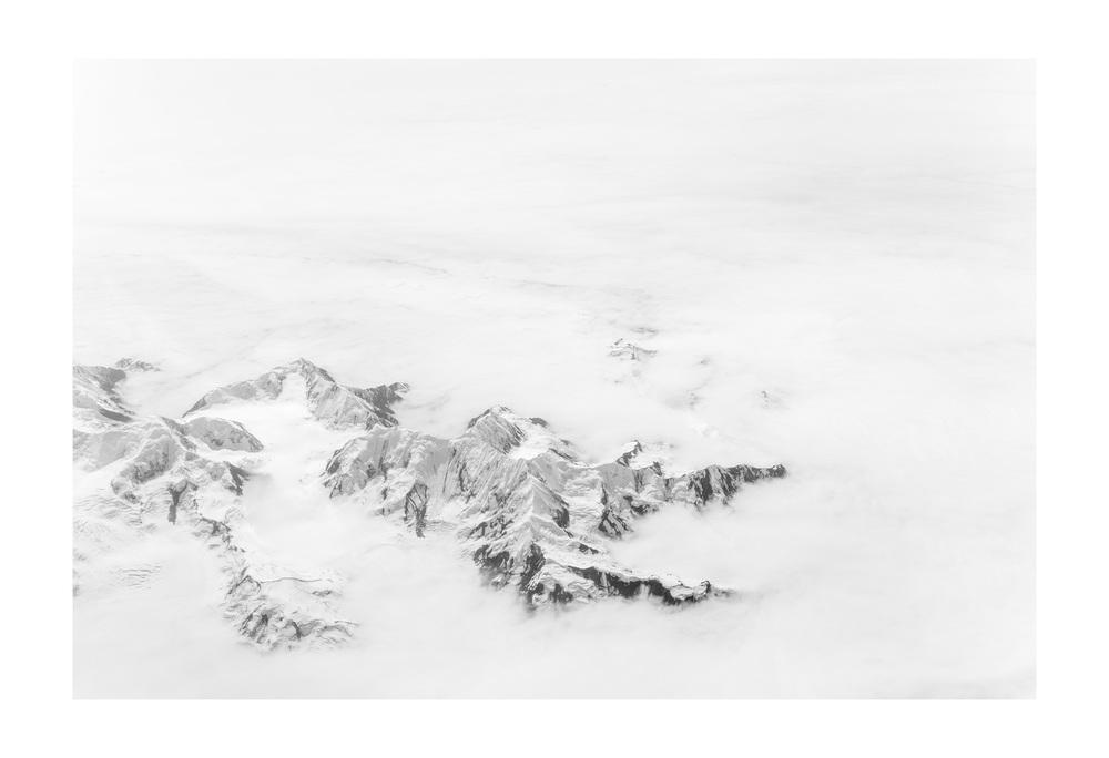 Canada - Alaska border.