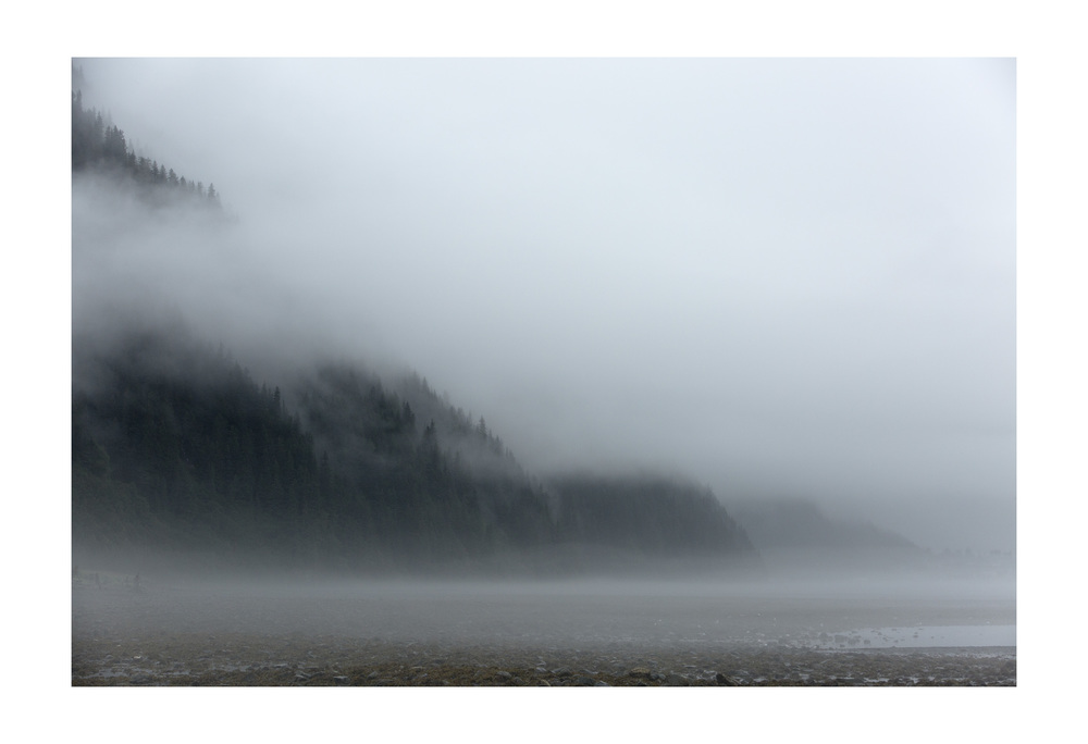 Lowell Point. South of Seward, Alaska.