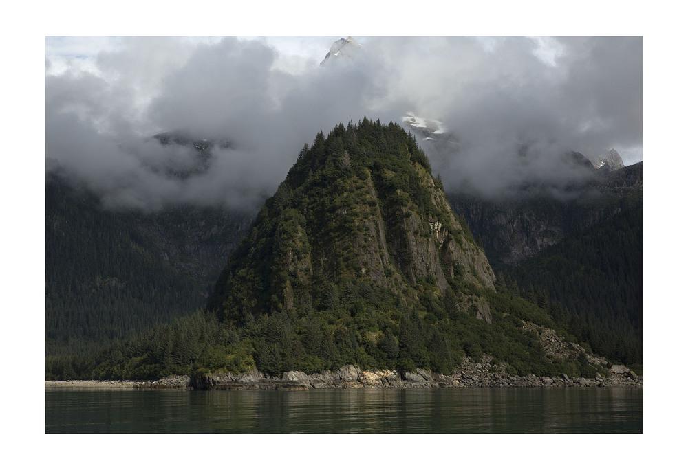 Kenai Fjords National Park. Alaska.