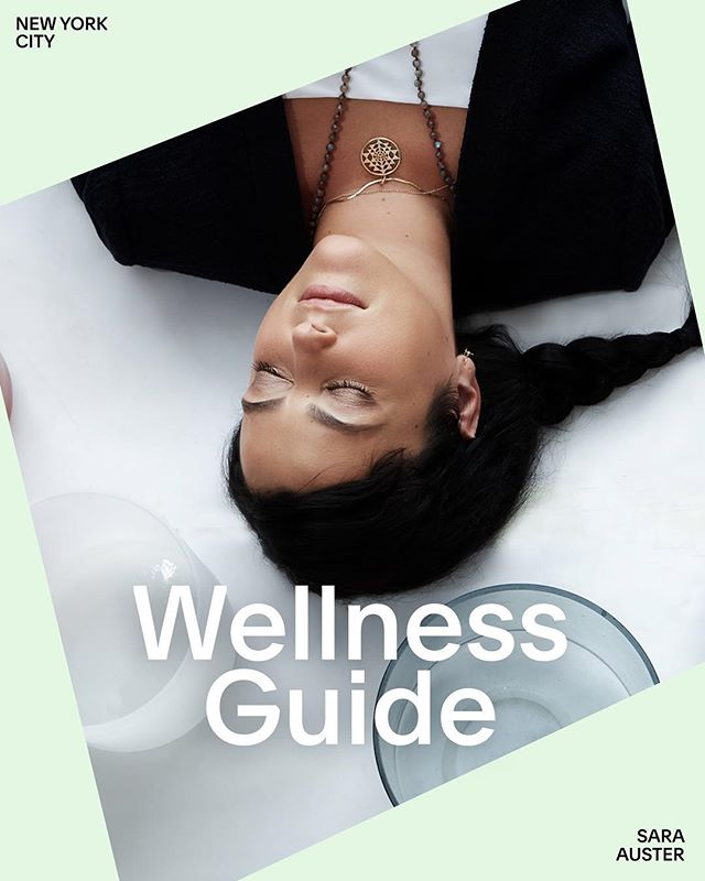 We know – 2019 is off to a  whirlwind start. No matter if you've been conquering resolutions, busy with a new venture or working hard on a Squarespace site, it's important to carve out time for a little self-care. To help, we've rounded up some favorite wellness-minded #Squarespace customers in our hometown of New York. First up: sound meditation expert @saraauster. #SQSP
