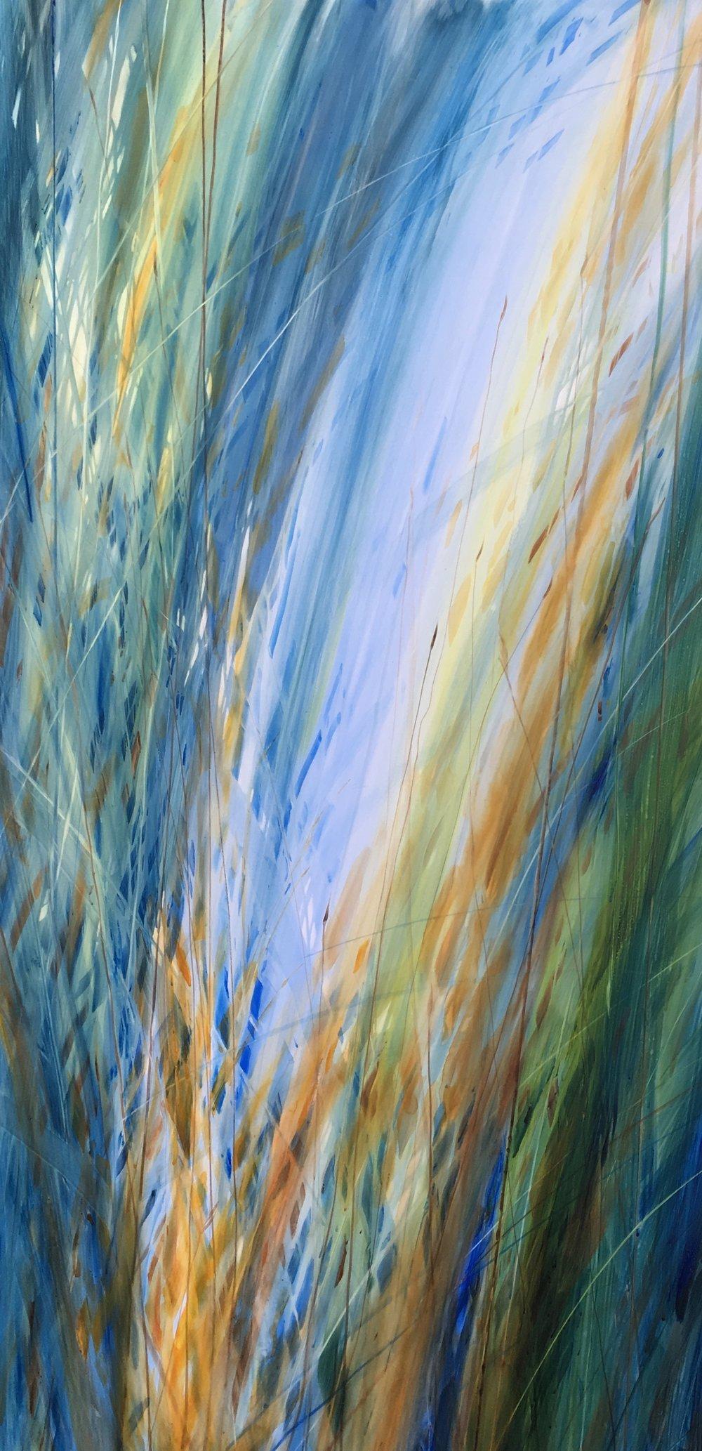 Hope and Healing_I - 96 x 48 on Aquaboard13,800.00